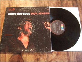 Dick Jensen / White Hot Soul (US Press, Probe / ABC Records)