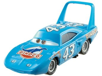 Disney Cars Dinoco Kungen 43 - The King! Original Produkt !