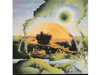 DRUID - TOWARD THE SUN CD (REM) (JAPAN PAPER SLEEVE) NYSKICK!