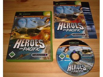 Xbox: Heroes of the Pacific