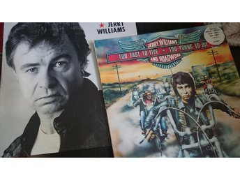 2 LP JERRY WILLIAMS