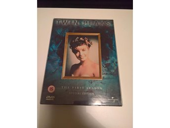 Twin Peaks: Season 1 DVD (UK R2 PAL)