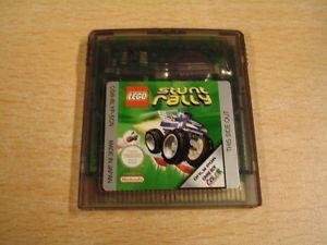 NINTENDO GAMEBOY COLOR GAME - LEGO STUNT RALLY