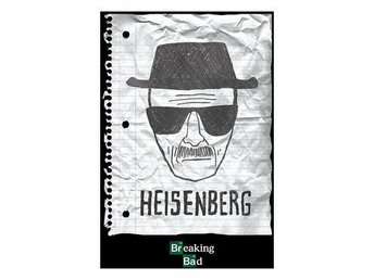 Breaking Bad Affisch Heisenberg Wanted A103
