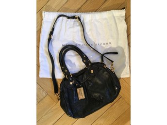 Marc by Marc Jacobs Baby Groovee Bag svart i superfint skick
