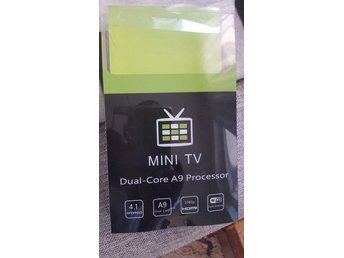 Android smart tv dongel - Bromma - Android smart tv dongel - Bromma