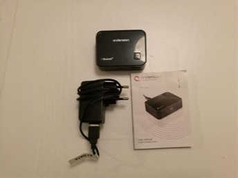 Andersson BHR 2.0 Bluetooth receiver