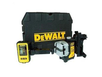 Dewalt Laser DW089KD med detektor - Lidingö - Dewalt Laser DW089KD med detektor - Lidingö