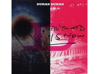Duran Duran: All you need is now 2011 (CD) Ord Pris 149 kr SALE