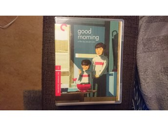 GOOD MORNING - CRITERION BLURAY - Solna - GOOD MORNING - CRITERION BLURAY - Solna