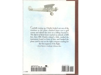 James Cross Giblin: Charles A. Lindbergh. A human hero.