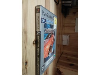 Need for Speed: Underground, PlayStation 2