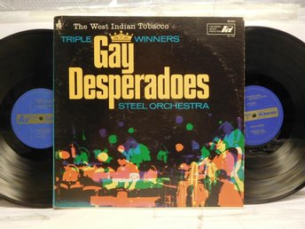 GAY DESPERADOES - THE WEST INDIAN TOBACCO - 2-LP