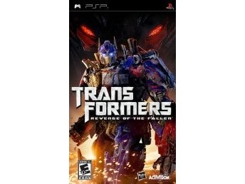 PSP - Transformers: Revenge of the Fallen (Beg)