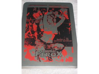 CANNIBAL FEROX GRINDHOUSE TIN ONLY