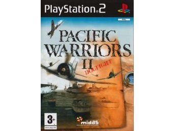 PS2 - Pacific Warriors II (Beg)
