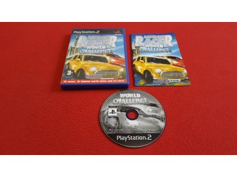 LONDON RACER WORLD CHALLENGE till Sony Playstation 2 PS2