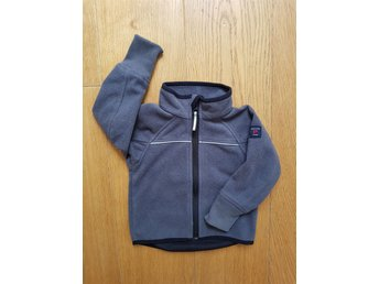 PoP Polarn Windstopper Vindfleece Stl 74