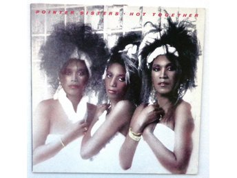 Pointer Sisters - Hot Together 1986 LP