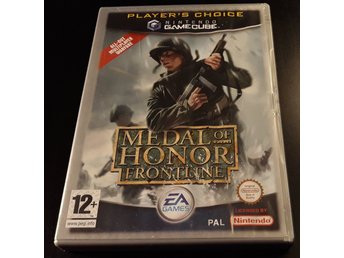 Medal Of Honor Frontline - Komplett - Gamecube / GC