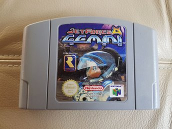 Jet Force Gemini / EUR