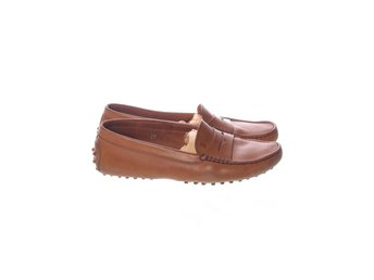 Tod's, Loafers, Strl: 37, Brun