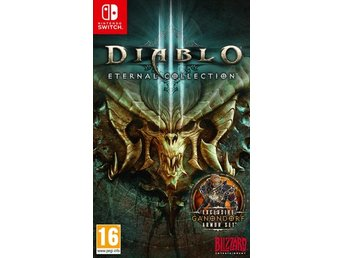 Diablo - Eternal collection (Switch)