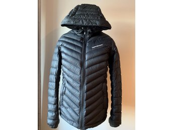 Peak Performance frost down hood jacket dam Medium