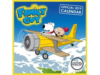 FAMILY GUY ----  2019 KALENDER - - - NY