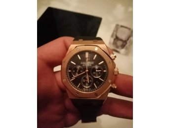 Audermars piquet Royal oak rose guld