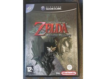 Zelda Twilight Princess (SWD)