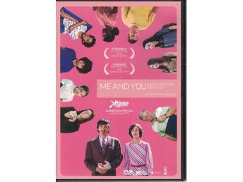 Me and You and everyone we know 2005 DVD Drama Norsk utgåva