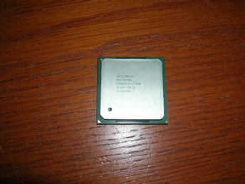 Intel  P4 2600 Mhz 800Mhz buss 512Kb cash 478 socket