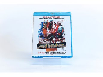 Soul Kitchen - BluRay - NY! - Fri Frakt