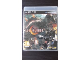 LOST PLANET 2 - PS3 PlayStation 3