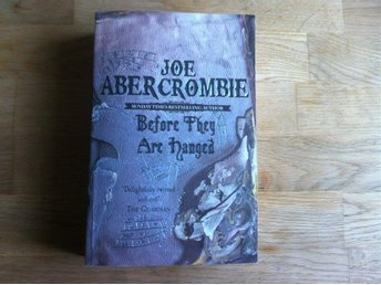 Joe Abercrombie - Before They Are Hanged (Pocket) Del 2