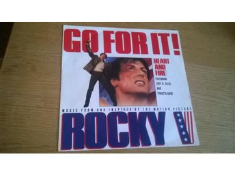 Rocky V - Go For It! (Heart And Fire), EP, single