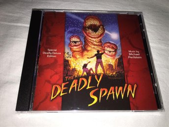 Deadly Spawn (1983, Michael Perilstein, Perseverance CD)