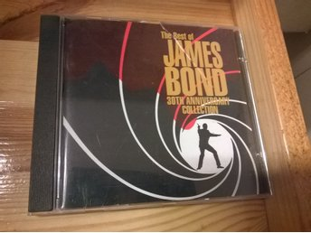 The Best Of James Bond (30th Anniversary Collection), CD