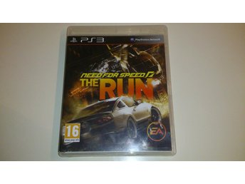 - Need for Speed The Run #REA# PS3 -
