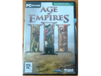 Age of Empires III PC CD