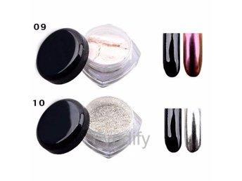 Powder Nail Gold Pigment # 9 - Dongguan - Powder Nail Gold Pigment # 9 - Dongguan