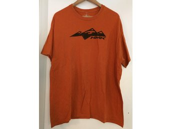 HMK t-shirt orange herr stl XL