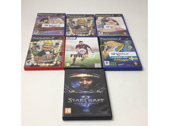 TV-spel, 7st Play station