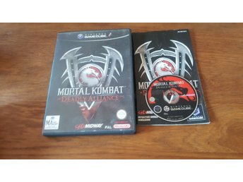 MORTAL KOMBAT DEADLY ALLIANCE GC