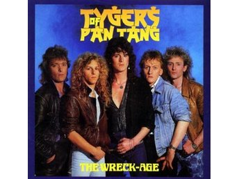 Tygers Of Pan Tang: The wreck-age 1985 (CD)