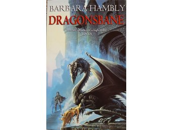 Bok Barbara Hambly - Dragonsbane på engelska/English