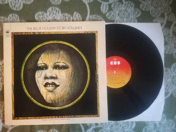 Billie Holiday - The Billie Holiday Story Volume II - 2 LP