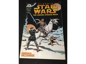 Classic Star wars 1 The empire strikes back
