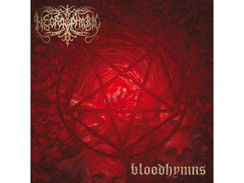 Necrophobic ‎–Bloodhymns lp Death metal Black vinyl